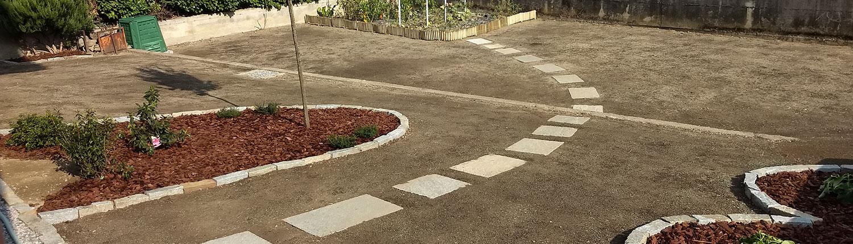 Servizi per esterni: rifacimento giardino