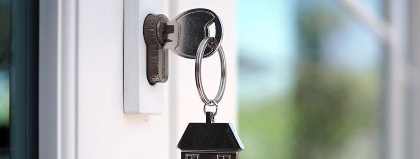 Servizio manutenzione e riparazione: serratura